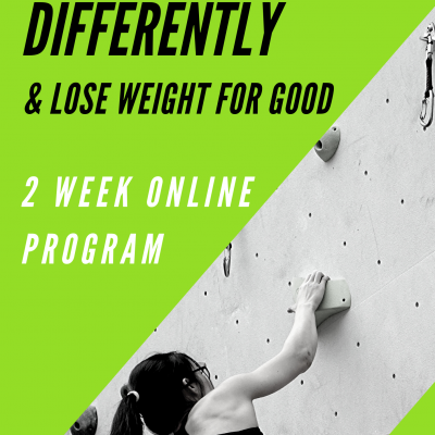 Online Weight Loss Program